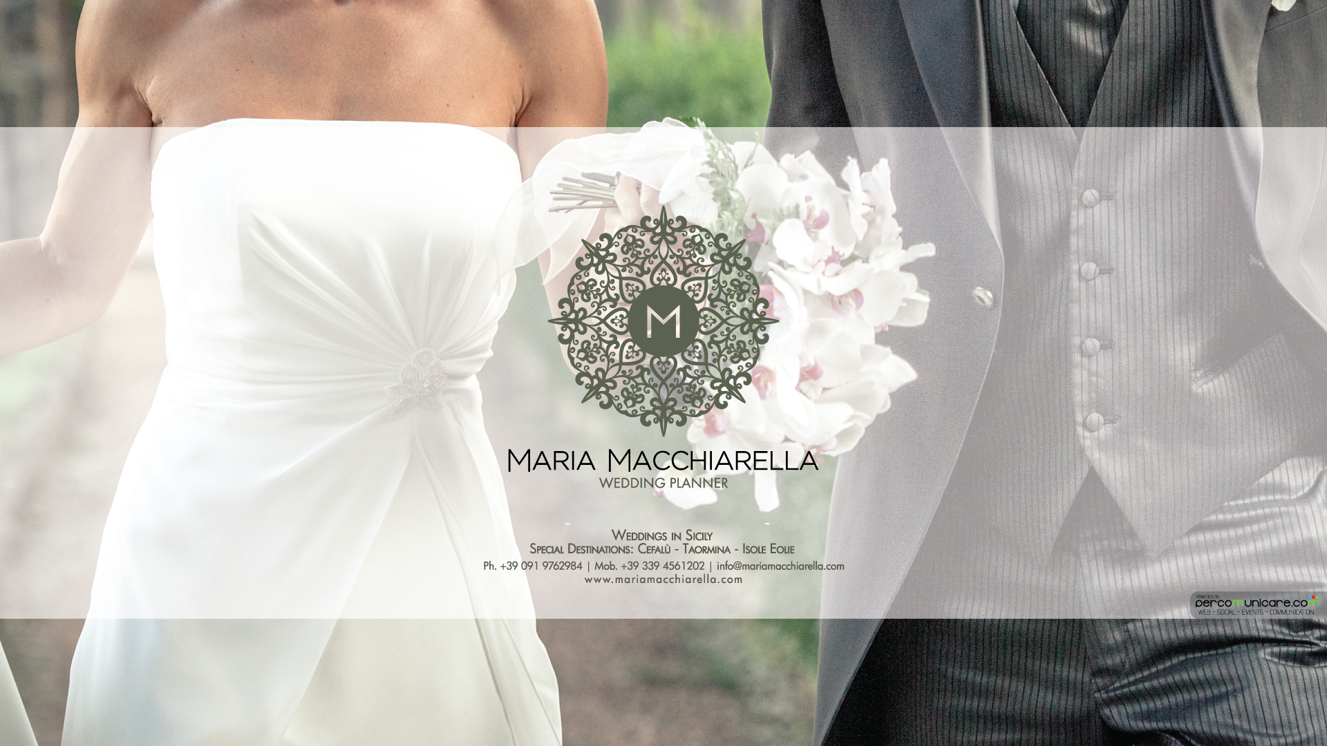 Maria Macchiarella Wedding Planner Luxury Wedding Designer